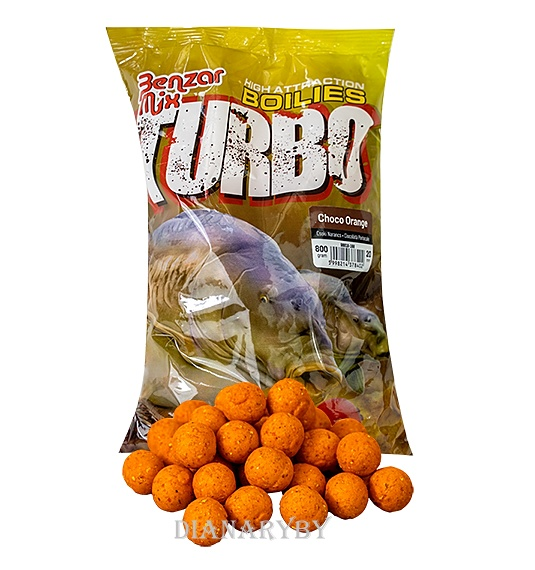 Boilies Benzár Turbo 20mm