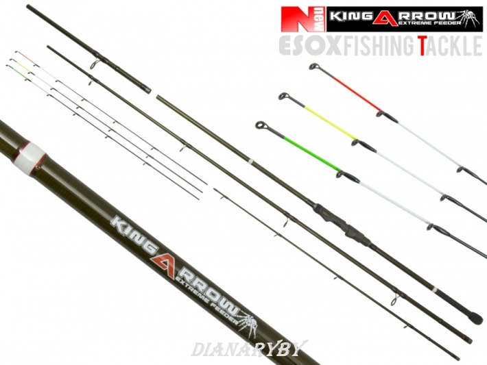 Fedeer prút King Arrow Quatro