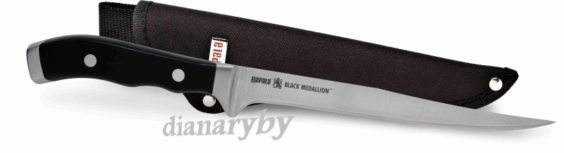 Rybársky filetovací nôž Black Medallion Knife
