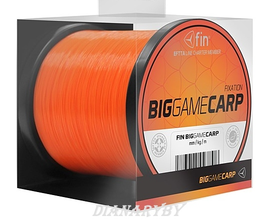 Silon Big Game Carp orange